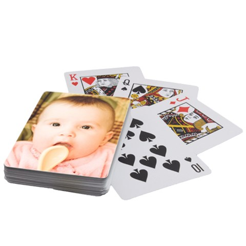 Custom printed Playing Cards